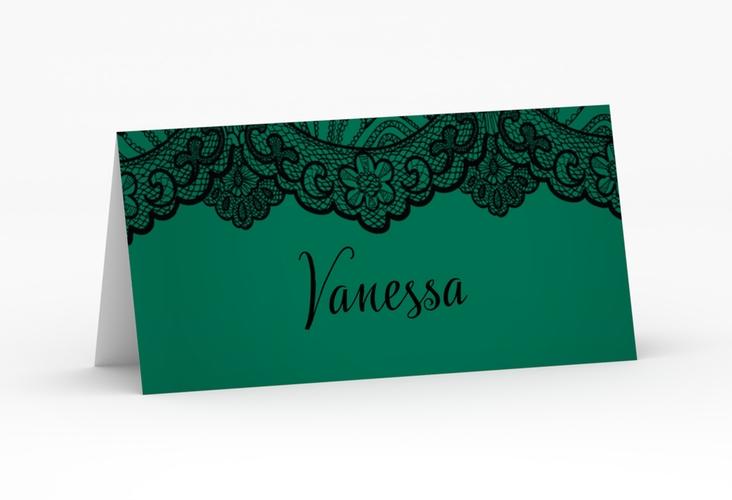 """Tischkarte Hochzeit """"Burlesque"""" Tischkarten"""
