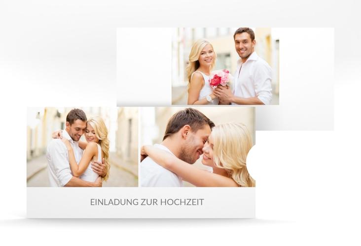 """Hochzeitseinladung """"Vista"""" Einsteckkarte"""