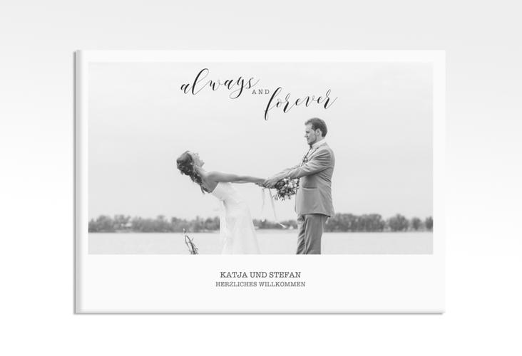 """Willkommensschild Hochzeit """"Photoframe"""" 70 x 50 cm Leinwand"""