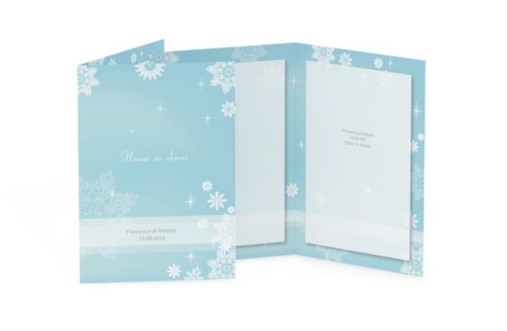 Libro messa matrimonio collezione Merano DIN A5 geklappt