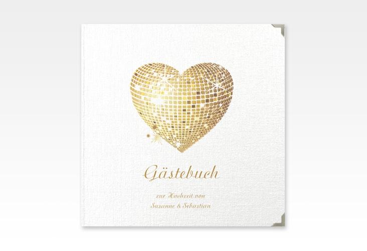 "Gästebuch Selection Hochzeit ""Rimini"" Leinen-Hardcover"