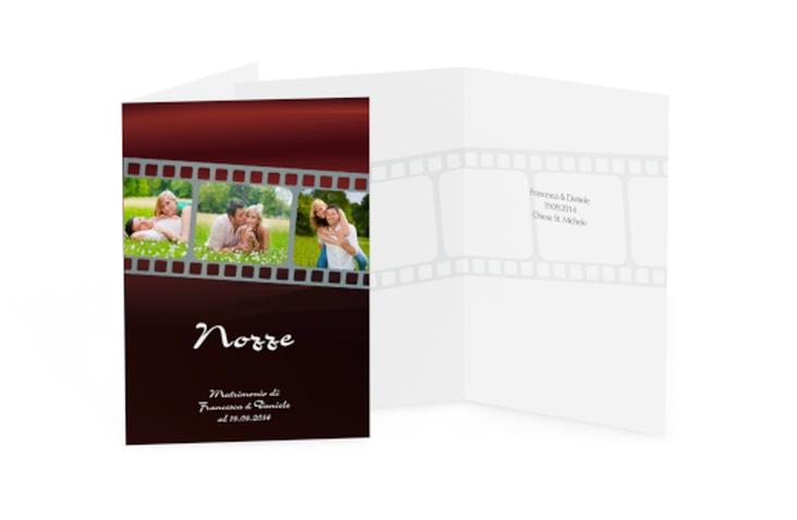 Libro messa matrimonio collezione Rieti DIN A5 geklappt