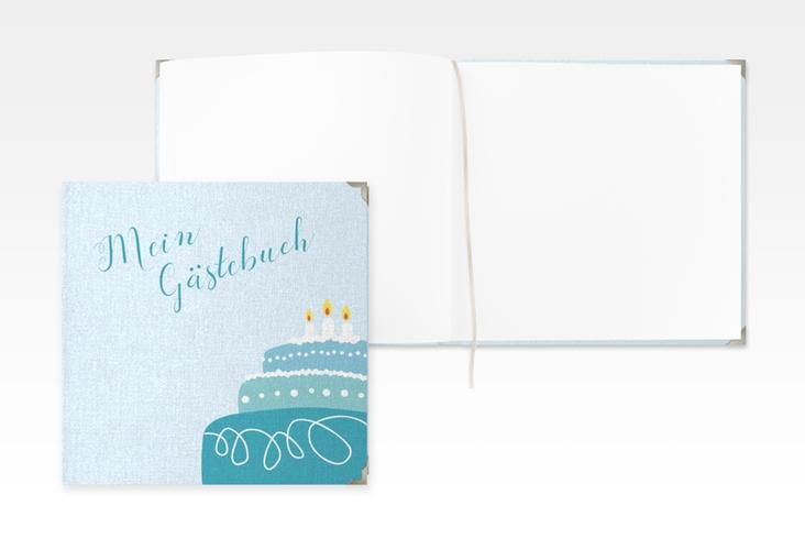 "Gästebuch Selection Geburtstag ""Cake"" Hardcover"