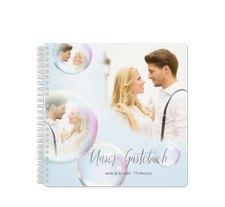 """Gästebuch Hochzeit """"Dreams"""""""