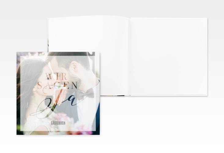 """Gästebuch Creation Hochzeit """"Amazing"""" 20 x 20 cm, Hardcover"""