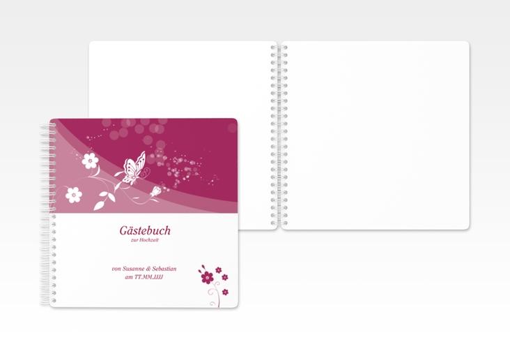 "Gästebuch Hochzeit ""Verona"" Ringbindung"