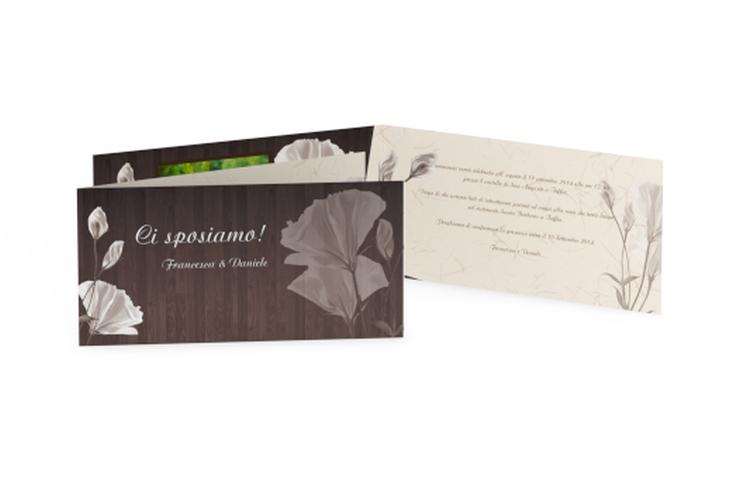 Inviti matrimonio collezione Barcelona DIN lang Klappkarte