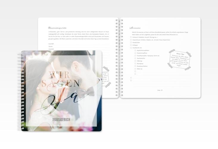 """Trautagebuch Hochzeit """"Amazing"""" Trautagebuch Hochzeit"""