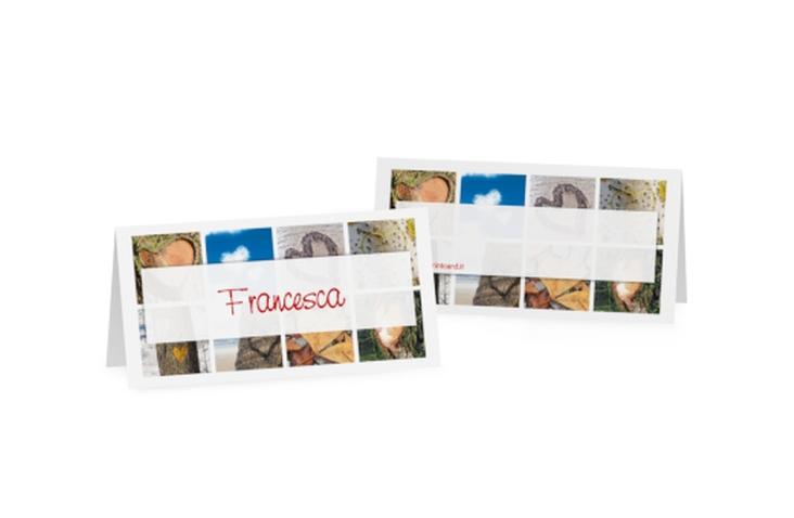 Segnaposti matrimonio collezione Lyon Tischkarten
