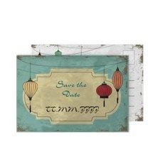 """Save the Date-Postkarte """"Turin"""""""