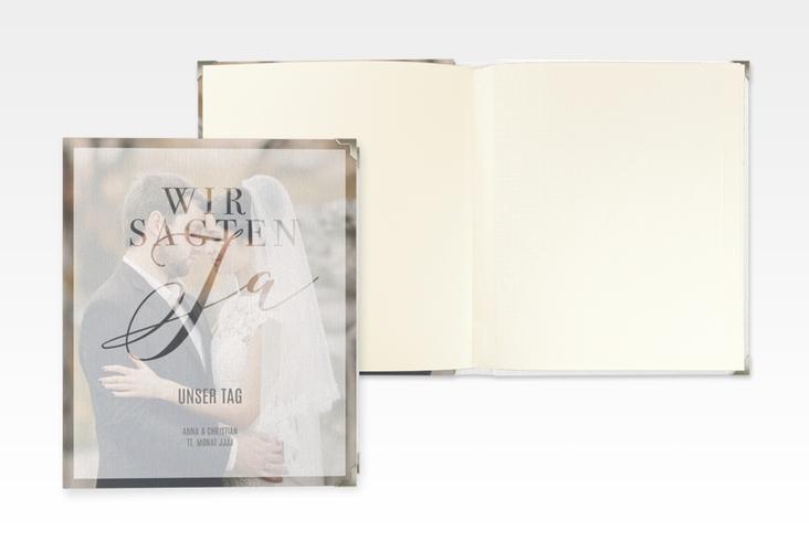 """Hochzeitsalbum """"Amazing"""" 21 x 25 cm"""