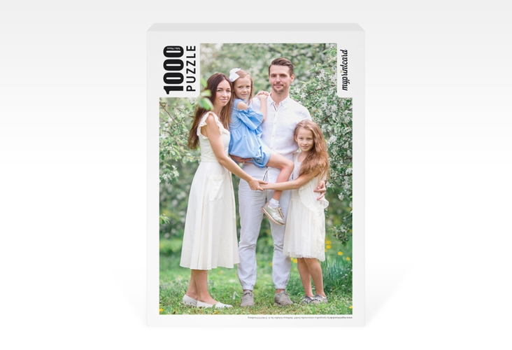 Fotopuzzle hoch 1000 Teile 1000 Teile
