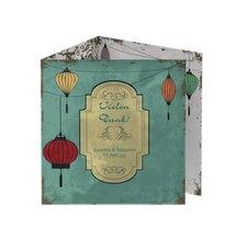 """Danksagungskarte Hochzeit """"Turin"""""""