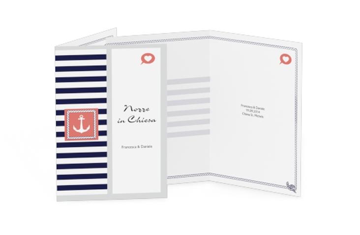 Libro messa matrimonio collezione Lecce DIN A5 geklappt