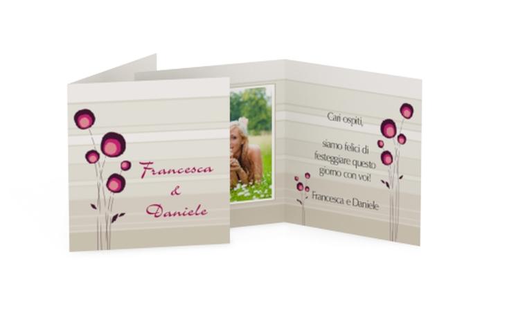 Biglietti Bomboniera matrimonio collezione Tivoli Geschenkanhänger 10er Set