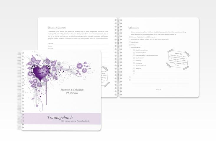 """Trautagebuch Hochzeit """"Triest"""" Trautagebuch Hochzeit"""