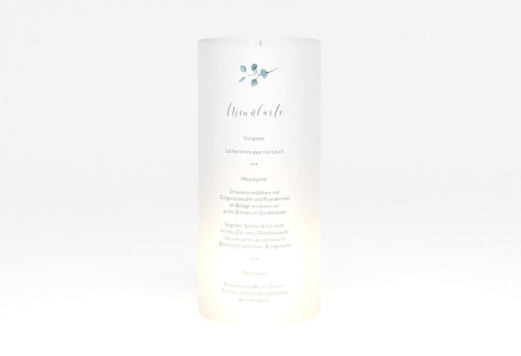 """Windlicht Menü Hochzeit """"Greenheart"""" Windlicht"""