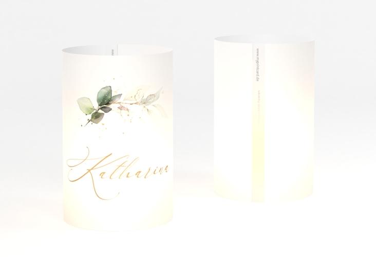 """Windlicht Hochzeit """"Selvatica"""" Windlicht weiss"""