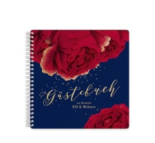 """Gästebuch Hochzeit """"Cherie"""""""