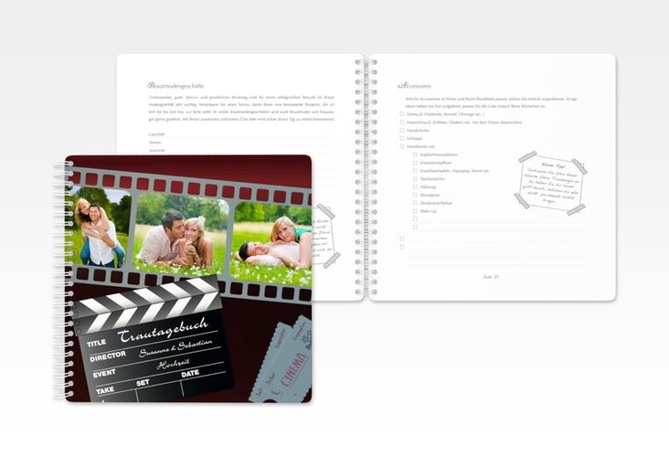 """Trautagebuch Hochzeit """"Bottrop"""" Trautagebuch Hochzeit"""