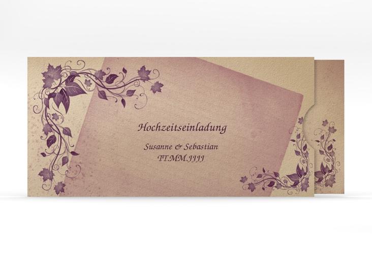 """Hochzeitseinladung """"Erfurt"""" Einsteckkarte"""