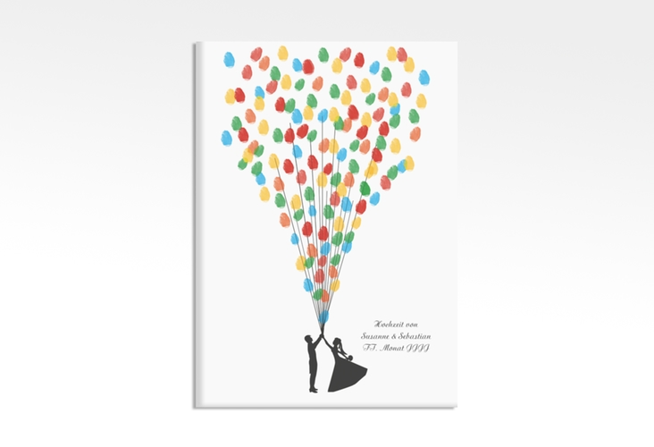 Wedding Tree – Ballons Beatrice bis 200 Gäste 50x70 cm 50 x 70 cm
