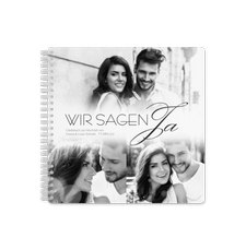 "Gästebuch Hochzeit ""Bokeh"""