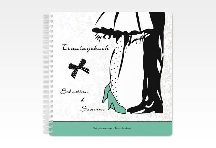 """Trautagebuch Hochzeit """"Straßburg"""" Trautagebuch Hochzeit gruen"""