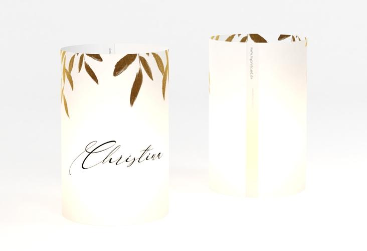 """Windlicht Hochzeit """"Demure"""" Windlicht"""