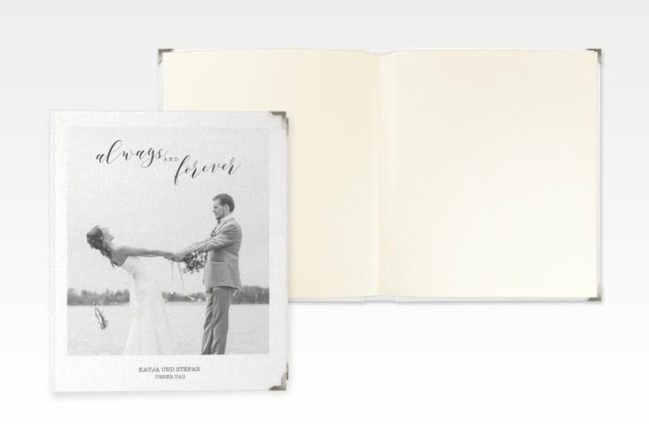 """Hochzeitsalbum """"Photoframe"""" 21 x 25 cm"""