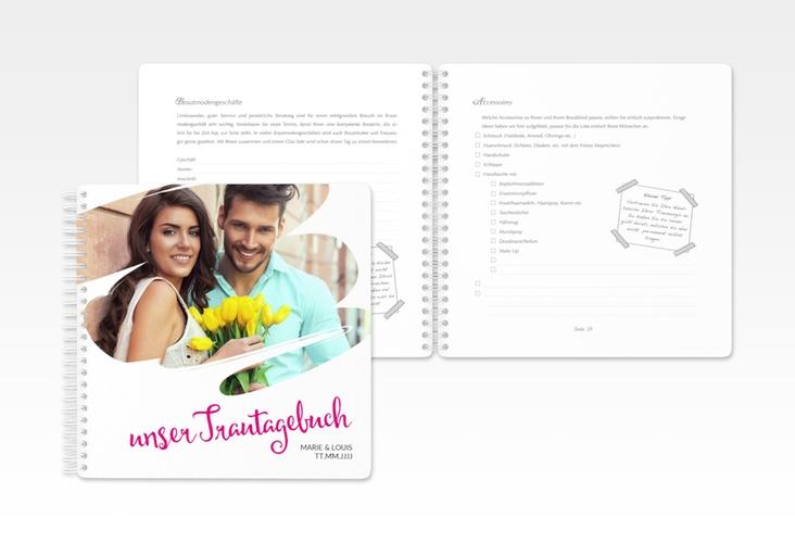 """Trautagebuch Hochzeit """"Felice"""" Trautagebuch Hochzeit"""
