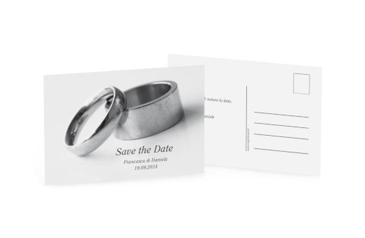Biglietti Save the Date collezione Siviglia A6 Postkarte