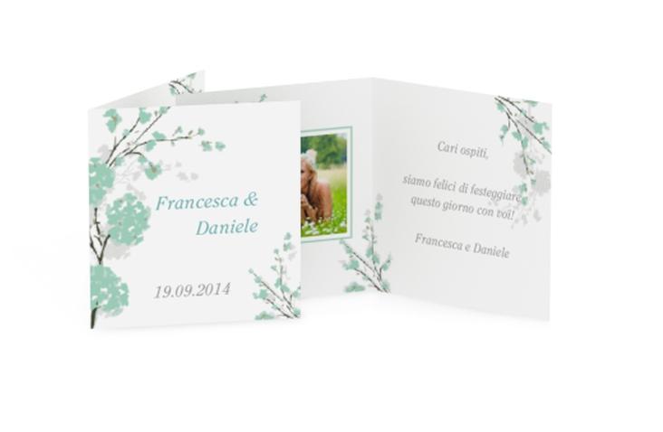 Biglietti Bomboniera matrimonio collezione Salerno Geschenkanhänger 10er Set