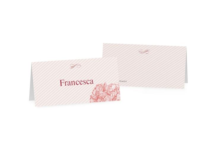 Segnaposti matrimonio collezione Marbella Tischkarten