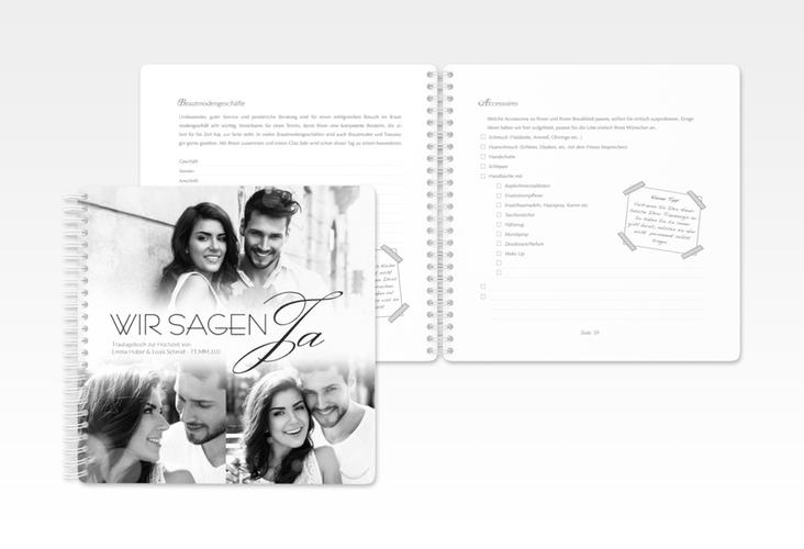 """Trautagebuch Hochzeit """"Bokeh"""" Trautagebuch Hochzeit"""