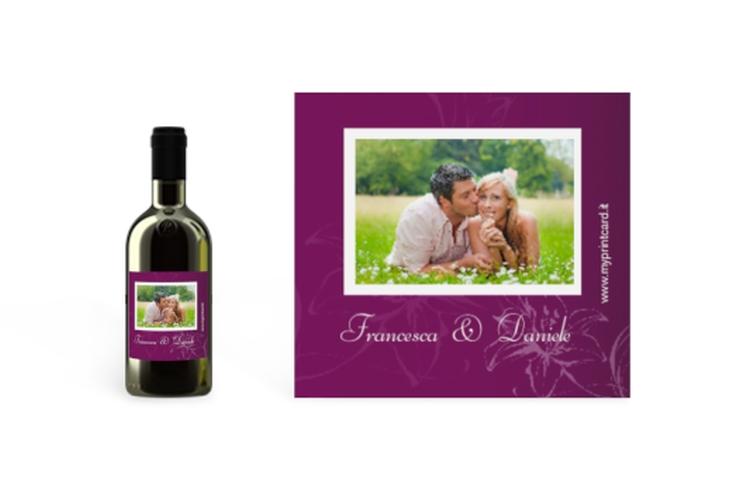 Etichette piccolo matrimonio collezione Lille Etikett Piccolo