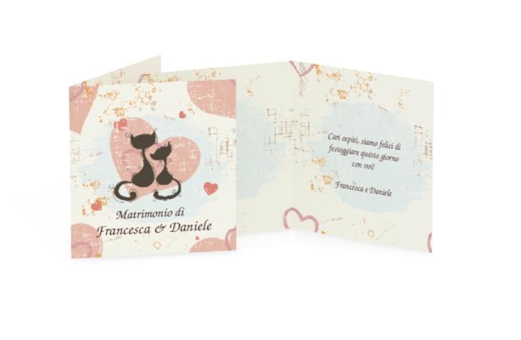 Biglietti Bomboniera matrimonio collezione Brema Geschenkanhänger 10er Set