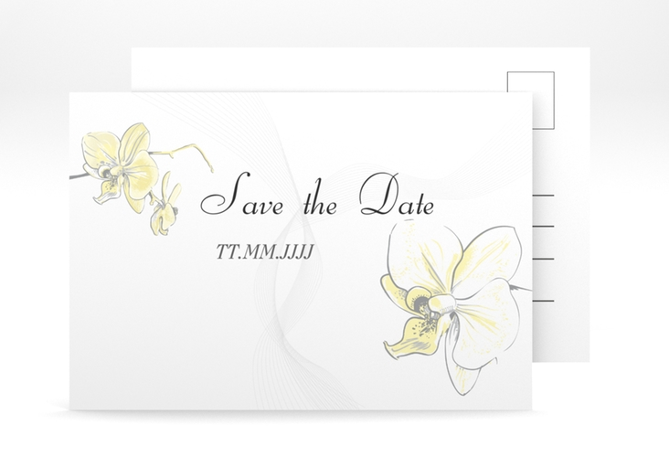 "Save the Date-Postkarte ""Modena"" A6 Postkarte"