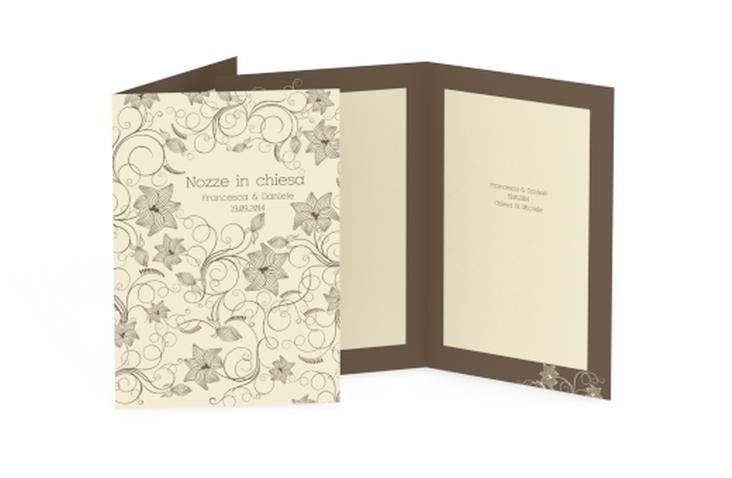Libro messa matrimonio collezione Savona DIN A5 geklappt