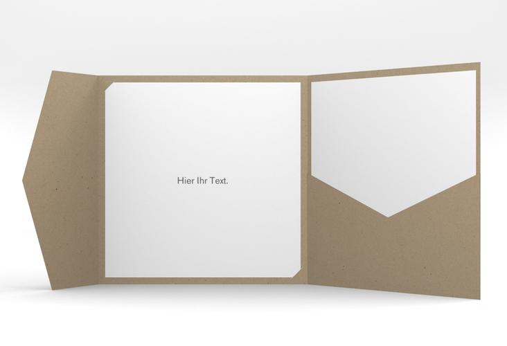 Blanko Pocketfold Pocketfold