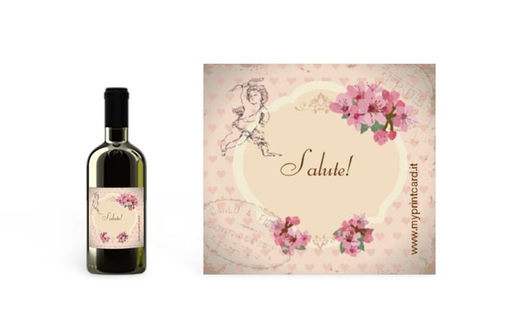 Etichette piccolo matrimonio collezione Chelles Etikett Piccolo