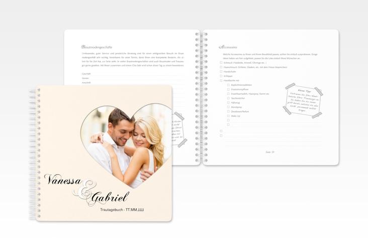 """Trautagebuch Hochzeit """"Sweetheart"""" Trautagebuch Hochzeit"""