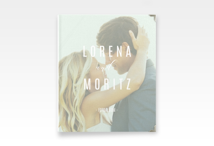 "Hochzeitsalbum ""Memory"" 21 x 25 cm mint"