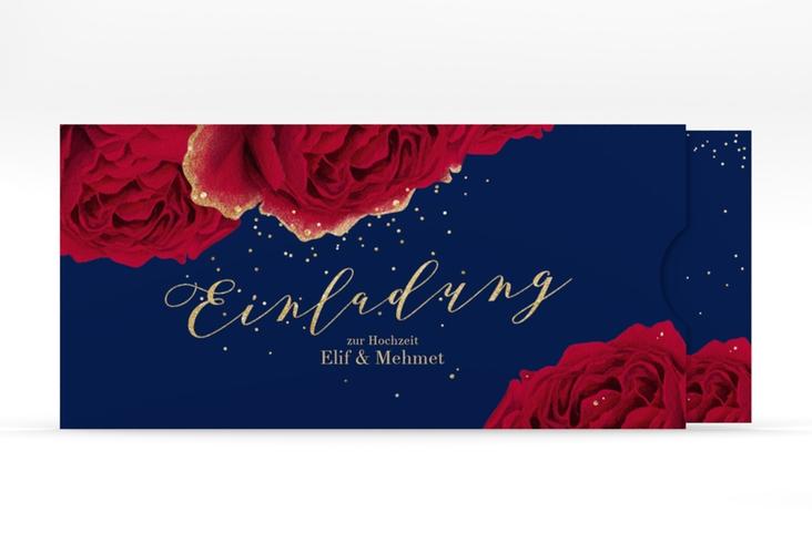 """Hochzeitseinladung """"Cherie"""" Einsteckkarte"""