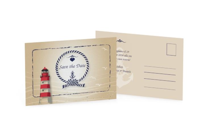 Inviti fidanzamento matrimonio collezione Amburgo A6 Postkarte