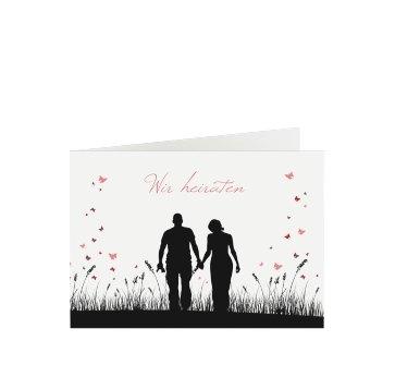 Hochzeitskarten Kollektion Rouen Von Myprintcard