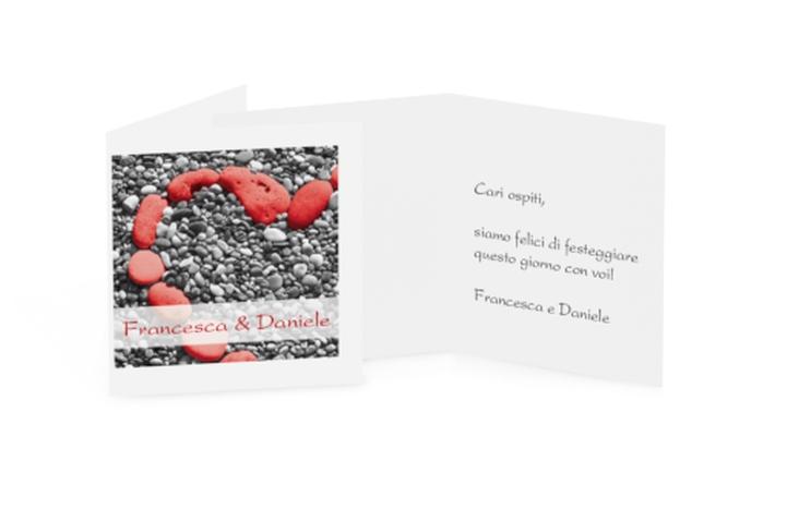 Biglietti Bomboniera matrimonio collezione Bilbao Geschenkanhänger 10er Set