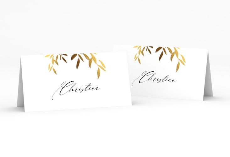 """Tischkarte Hochzeit """"Demure"""" Tischkarten"""