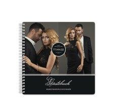 """Gästebuch Hochzeit """"Elegancy"""""""