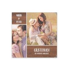 """Gästebuch Selection Hochzeit """"Landliebe"""""""